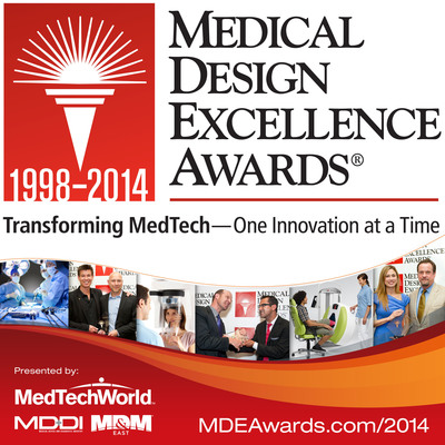 UBM Canon and MD+DI Announce 2014's Most Innovative Medtech Products. Who Will Take Home the Gold? Join us June 11, 2014 when we announce the winners at the MD&M East Event.  (PRNewsFoto/UBM Canon)