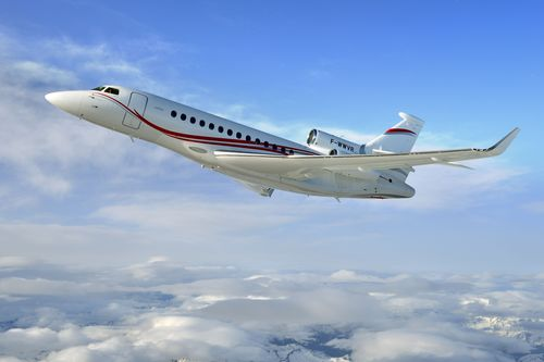 Expanded Falcon Presence at Jet Expo to Reflect Russian Plans