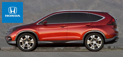 The 2014 Honda CR-V offers more storage, horsepower and towing capacity than the Dodge Journey. (PRNewsFoto/Benson Honda)