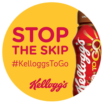 Stop the Skip with #KelloggsToGo