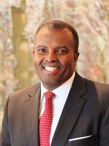 John E. Harmon, Sr., chairman of the National Black Chamber of Commerce and president and CEO of the African ...