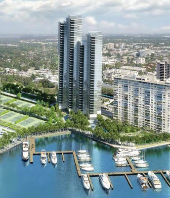 Silver Arch Capital Partners funds $21 million for Apeiron at the Jockey Club, Miami, FL