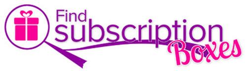 Find Subscription Boxes Logo. (PRNewsFoto/Find Subscription Boxes) (PRNewsFoto/FIND SUBSCRIPTION BOXES)