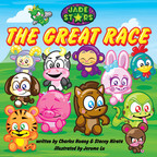 New Jade Stars Children's Book The Great Race: How the Chinese Zodiac Came to Be Launches Into Bookstores