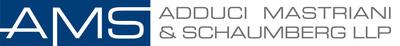 ADDUCI, MASTRIANI & SCHAUMBERG LLP (logo).  (PRNewsFoto/Adduci, Mastriani & Schaumberg, LLP)