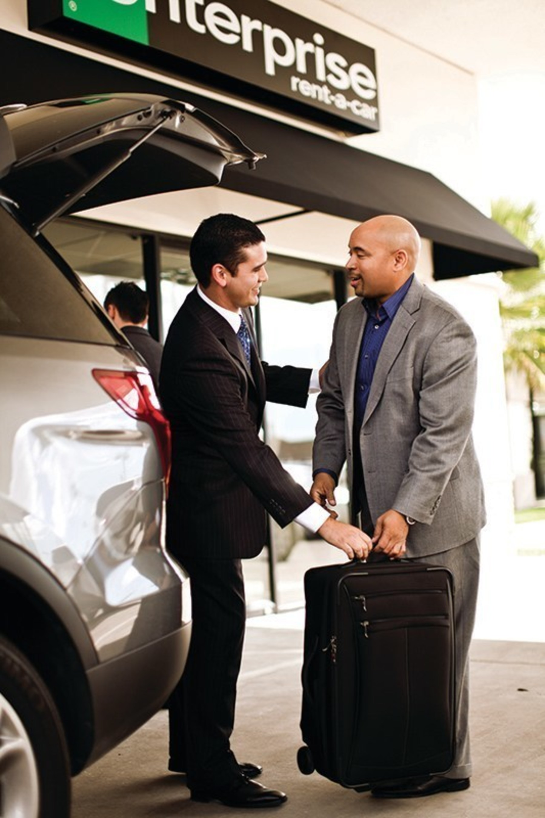 For the tenth time in twelve years, Enterprise Rent-A-Car has captured the top spot in the J.D. Power North American Rental Car Satisfaction Study.