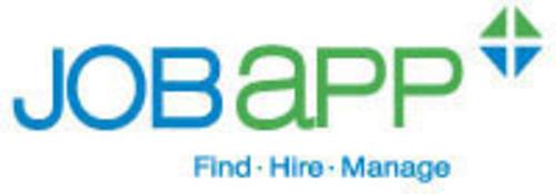 JobApp Logo. (PRNewsFoto/JobApp Plus) (PRNewsFoto/JOBAPP PLUS)