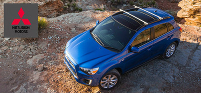 Mitsubishi's improvements to the 2015 Outlander Sport look to pay valuable dividends for Chicago-area drivers. (PRNewsFoto/Continental Mitsubishi)