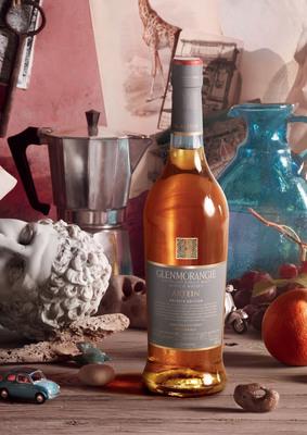Glenmorangie Unveils Artein: a Monumental Whisky - Born of Stone