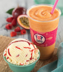 Start The New Year Off Smart With Baskin-Robbins' January Flavor Of The Month, Berry Passionate Frozen Yogurt