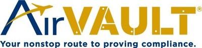 AirVault Logo (PRNewsFoto/AirVault)