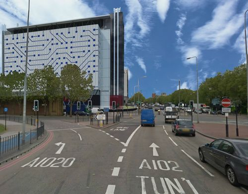 North Two will be built next to Europe's original data centre, Telehouse North. (PRNewsFoto/Telehouse International)