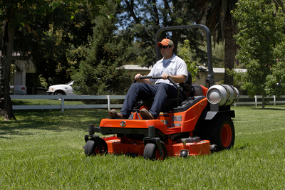 """Kubota Launches """"For Earth, For Life"""" Photo Contest for a Chance to Win Eco-Friendly Kubota Mower (PRNewsFoto/Kubota Tractor Corporation)"""