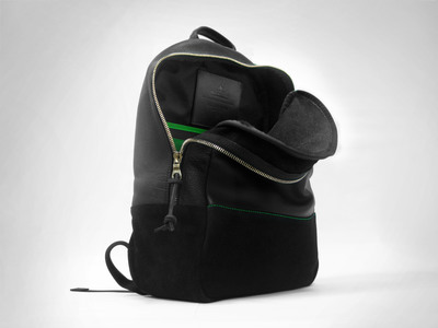 #Heineken100 X KILLSPENCER Collaborative Backpack.  (PRNewsFoto/Heineken)