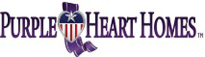 Purple Heart Homes logo.  (PRNewsFoto/Purple Heart Homes)