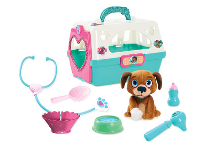 Doc McStuffins Toy Hospital On-The-Go Pet Carrier, available at BJ's Clubs and BJs.com.