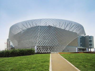 tvsdesign is the architect for the new Ningxia International Conference Center in Yinchuan, China.