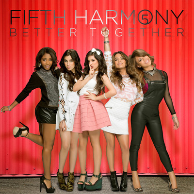 """Fifth Harmony Ready Debut EP """"Better Together"""" For October 22nd Release. (PRNewsFoto/Epic Records) (PRNewsFoto/EPIC RECORDS)"""
