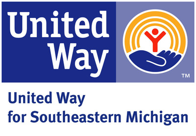 United Way for Southeastern Michigan logo.  (PRNewsFoto/United Way for Southeastern Michigan)