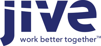 @jivesoftware ~ working better together. (PRNewsFoto/Jive Software, Inc.)