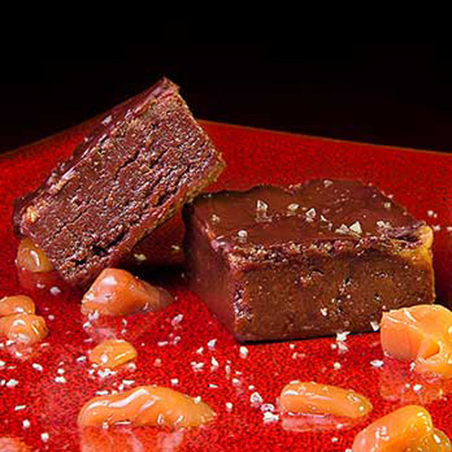 Holiday Business Gifts Fast with Gourmet Brownies