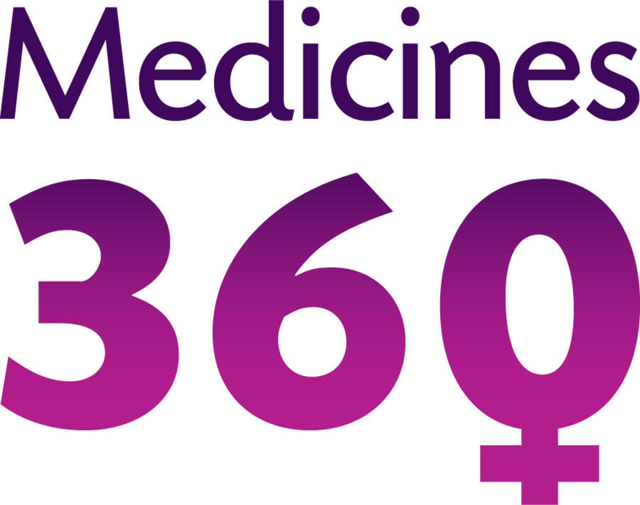 Medicines360 Logo.