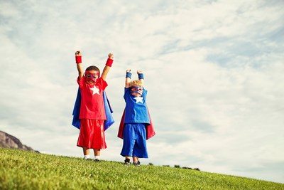 Be an IBD Superhero - CCFA launches new program targeted to increase awareness and education for pediatric IBD patients