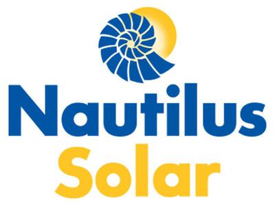 Nautilus Solar logo (PRNewsFoto/Nautilus Solar Energy, LLC)
