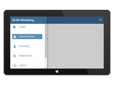 DLAN Mobile Responder for Mobile Devices