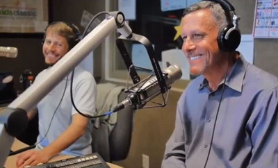 John Schiro, DDS and Austin Cosmetic Dentistry Create An Amazing Smile for Morning Host Rob Mason of  KVET-FM Austin 98.1