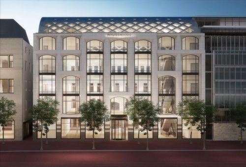Haussmann - First high-end boutique department store in Amsterdam (PRNewsFoto/Haussmann)
