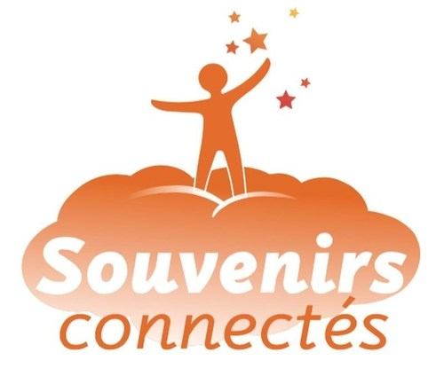 Souvenirs Connectes Logo (PRNewsFoto/Reves Connectes) (PRNewsFoto/Reves Connectes)