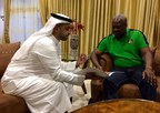 UAE's Bin Sulayem First Kimberley Process Chair to Meet President of Ghana in Accra