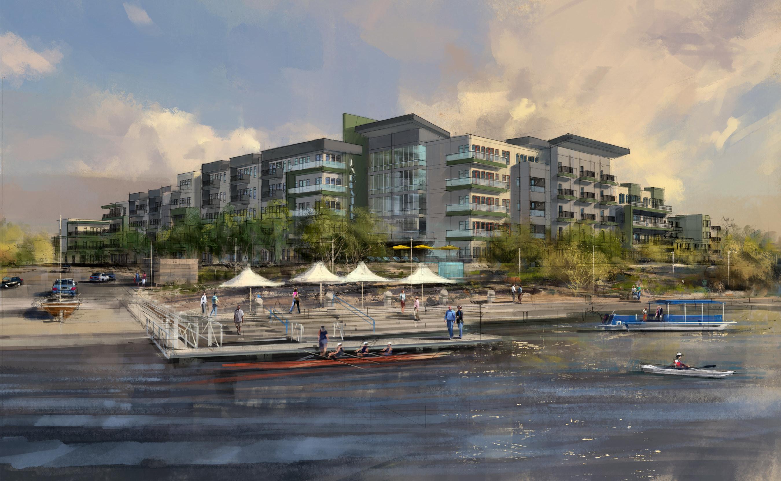 Transwestern Development Co. Breaks Ground on Lake-Front ...