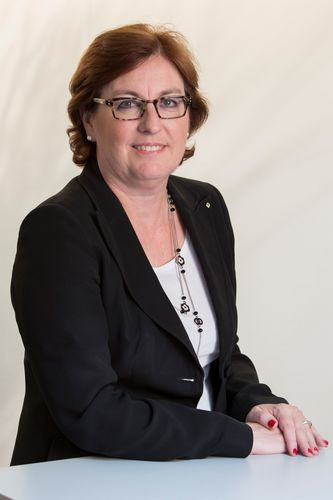 Marie-Francoise Damesin, Executive Vice President for Human Resources, Renault SAS (PRNewsFoto/RENAULT-NISSAN ...