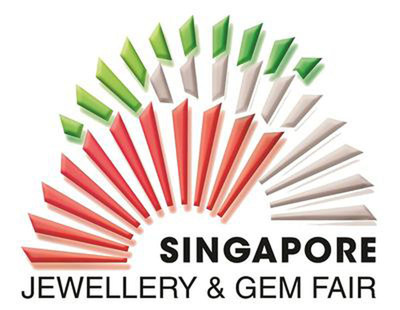 Singapore Jewellery & Gem Fair Logo