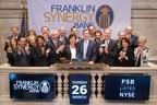 New York Stock Exchange Bell Ringing