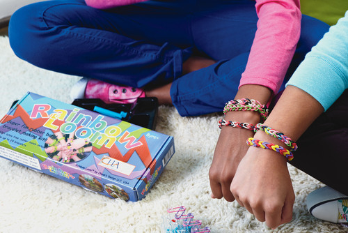 Michaels now carries the Rainbow Loom.  (PRNewsFoto/Michaels Stores, Inc.)