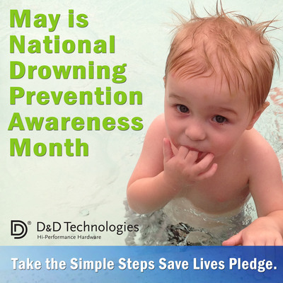 D&D Technologies Supports National Drowning Prevention Awareness Month