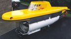 OceanGate's Lula Submersible designed to accomodate the increasing need for subsea monitoring, inspection and sustainable exploration at depths of up to 500 meters.  (PRNewsFoto/OceanGate Inc.)