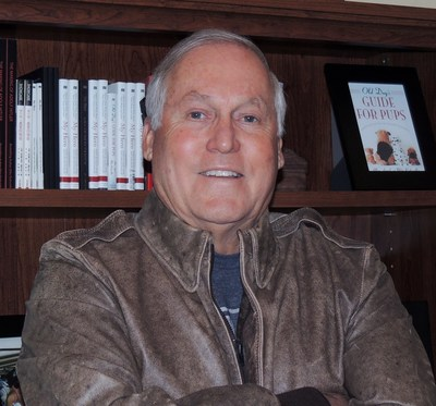 Author Mike Rothmiller