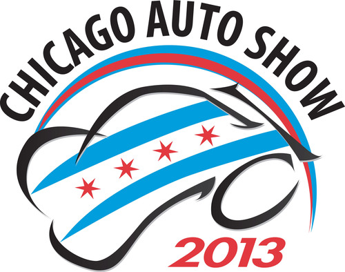 Chicago Auto Show 2013 logo.  (PRNewsFoto/Fifth Third Bank)