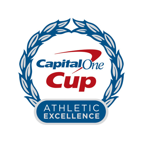 Capital One Cup Official Standings Announced After Competitive NCAA® Division I Fall Athletics