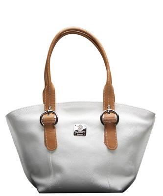 I Medici Italian Leather Handbag