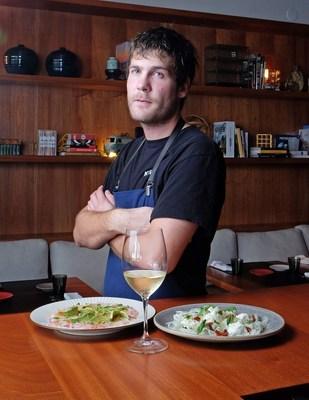 Chef David Rustarazo creates culinary delights at KLIMA restaurant (Photo Credit: KLIMA Miami)