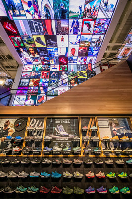 UNDER ARMOUR EXPANDS TO BOSTON'S BACK BAY WITH ITS LARGEST BRAND HOUSE OPENING OF 2016