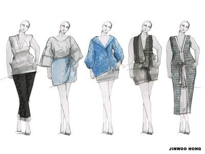 Jinwoo Hong's Winning Designs