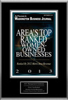 "ADC Management Solutions Selected For ""Area's Top Ranked Women-Owned Businesses"".  (PRNewsFoto/ADC Management Solutions)"