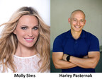Molly Sims & Harley Pasternak Team Up To Help Consumers Maintain Happiness and Health with Almonds