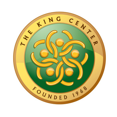 The King Center logo.  (PRNewsFoto/National Hispanic Christian Leadership Conference)